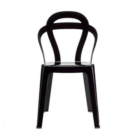 sedie nere affordable sedie eleganti robuste sedie nere per bar sedie