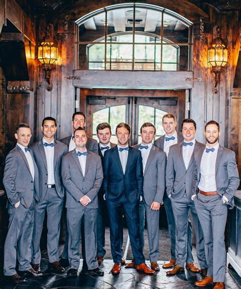 Wedding Attire Themes by Suitable Groomsmen Attire Ideas For Your Wedding Theme