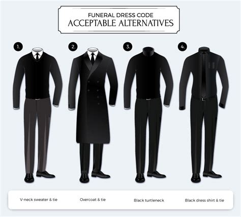 what colors to wear to a funeral the appropriate dress code for a funeral bows n ties