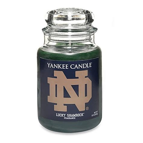 yankee candle fan yankee candle 174 ncaa large jar fan candle bed bath beyond