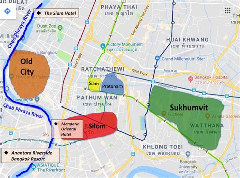 best location to stay in bangkok the 6 best places to stay in bangkok eatandtravelwithus