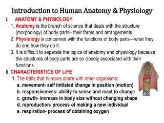 introduction to sectional anatomy ppt week 2 sc 131 human anatomy and physiology ii