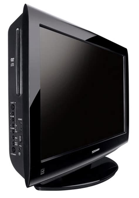 Tv Toshiba 21 Inch toshiba 22cv100u 22 inch 720p lcd dvd combo tv black gloss electronics