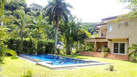 4 bedroom house with pool for rent maria luisa 4 bedroom house for rent cebu grand realty