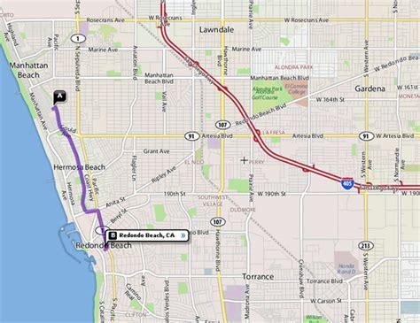 redondo california map builder in redondo general contractor south bay map