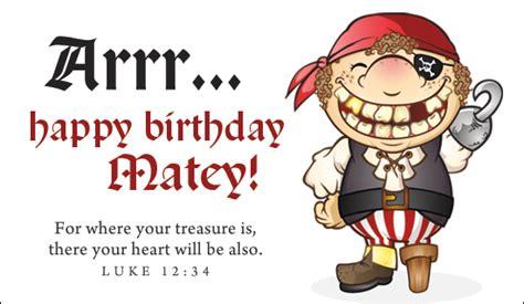 Pirate Birthday Card Free Pirate Birthday Ecard Email Free Personalized