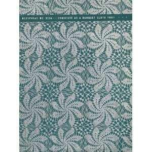 motif and pattern discovery vintage crochet pattern irish rose motif bedspread on