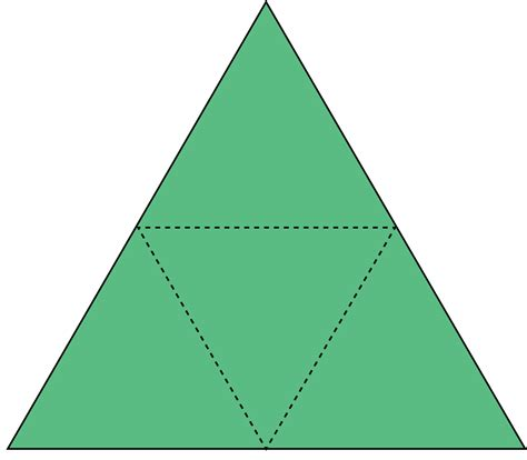 How To Make A 3d Triangular Pyramid Out Of Paper - triangular based pyramid facts for dk find out