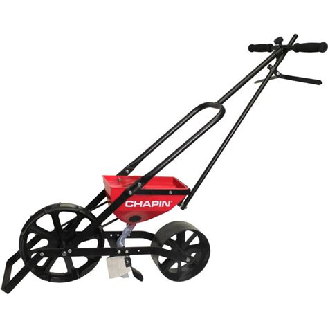 chapin garden seeder with 6 seed plates by chapin at mills