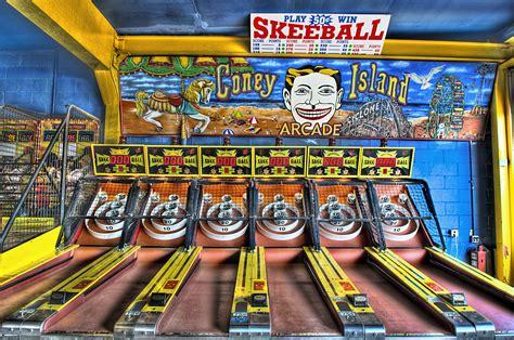 skee ball skeeball louis trocciola phototrope studio leaving