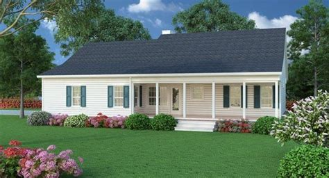 best of small ranch house plans with porch new home