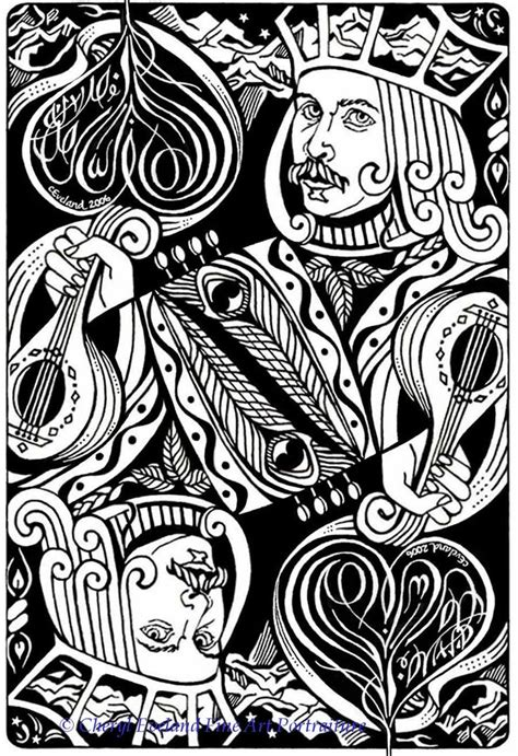 jack of spades tattoo card card cards by