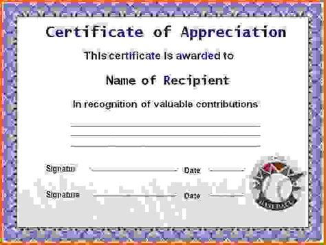 microsoft certificate template microsoft office certificate templatereference letters
