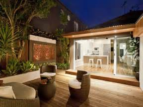 home design ideas outdoor outdoor living design with deck from a real australian