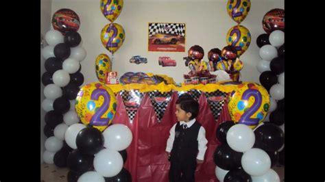 disney cars birthday decoration