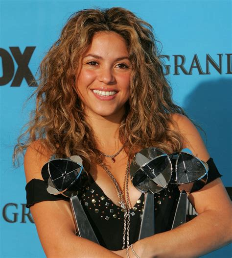 shakira s style evolution is astounding photos huffpost