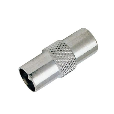 rg  rg coaxial tv connector pal male  male