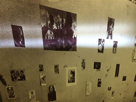 anne franks bedroom have you been to atlanta s anne frank exhibit bring