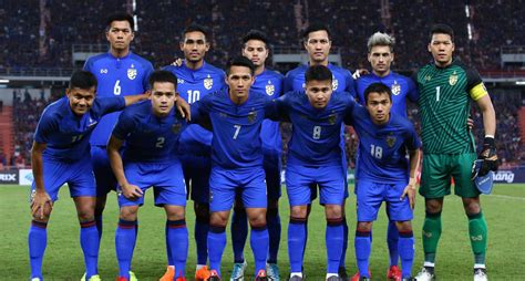 aff suzuki cup  thailand national football team