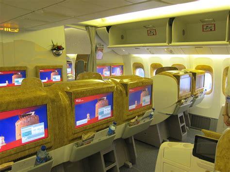 emirates q class emirates 777 300er first class bing images