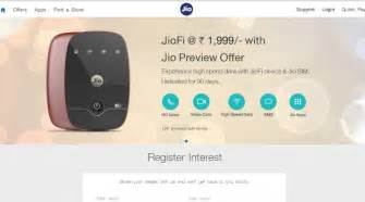 cheapest way to get wifi at home reliance jiofi now costs rs 900 less here s all you need
