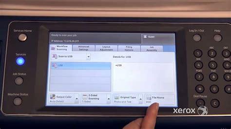 workflow scanning workflow scanning xerox 7800 series qdoxs