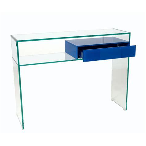 lade vetro glazen sidetable vetro bl onlinedesignmeubel nl