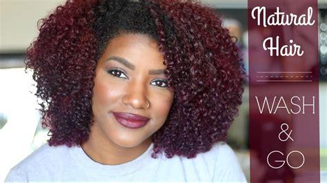 wash and go hair fat women wash go series 1 natural hair tutorial youtube