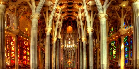 cathedral of stone and light la sagrada familia barcelona
