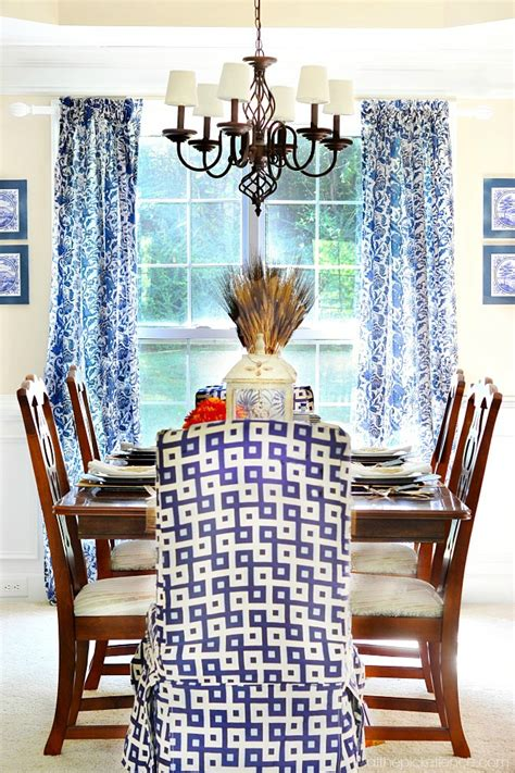 Blue White Dining Room by 1000 Images About Decorating The Whole Picture On