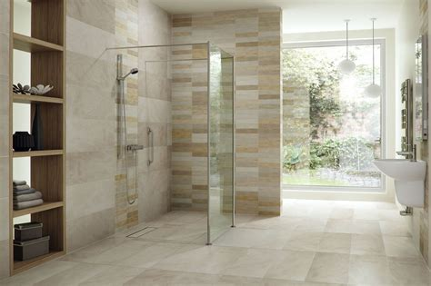 barrier free bathroom design roll in handicapped ada shower design tips cleveland