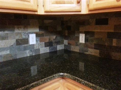 Uba Tuba Granite Countertops Uba Tuba Granite Countertops Traditional Kitchen