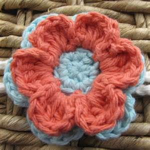 Free Easy Flower Crochet Patterns - 10 simple crochet flower patterns