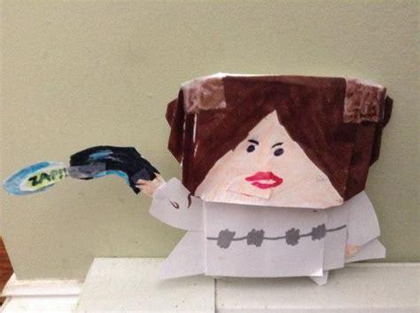 Origami Princess Label Maker - a betternew princess labelmaker origami yoda