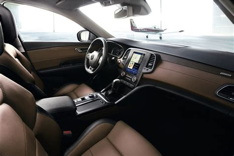 renault talisman 2016 interior 2016 renault talisman interior unveiled indian autos blog