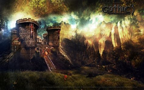 wallpaper gothic game video games gothic 3 wallpaper allwallpaper in 9841