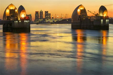 thames barrier environmental impact visit greenwich