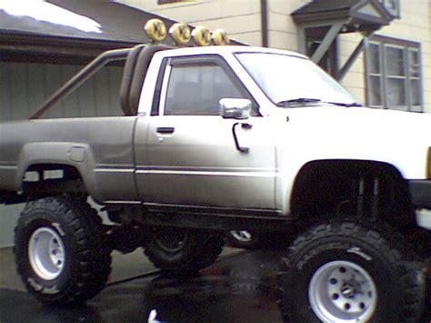 1986 Toyota Truck 1986 Toyota Pictures Cargurus