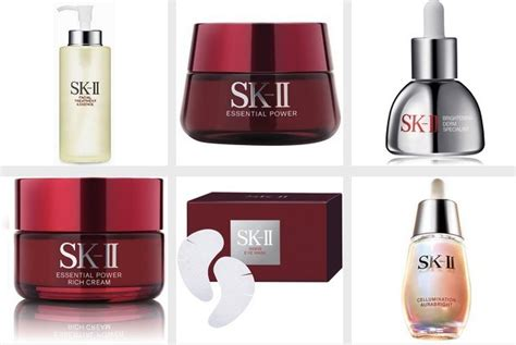 Sk Ii Products sk ii treatment essence is pitera a magic
