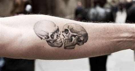 skull kissing tattoo 28 best skull design images on