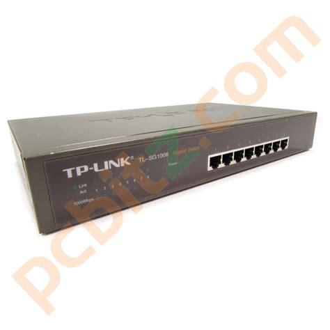 Tp Link Switch 8 Port Gigabit Tl Sg1008 Steel Resmi tp link tl sg1008 ver 6 4 8 port gigabit network switch ebay