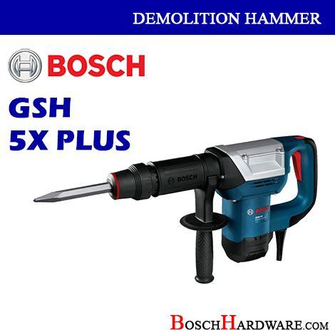 Armature Gsh 5x bosch gsh 5 x plus demolition hammer malaysia boschhardware bosch hardware