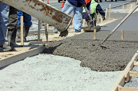 different types of concrete strengths and their uses