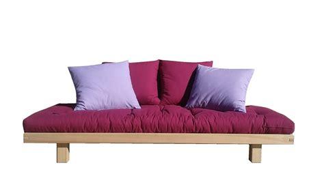 divano letto doghe divano letto a doghe bio wood vivere zen