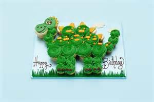 lola s cupcakes dinosaur picture gallery cake