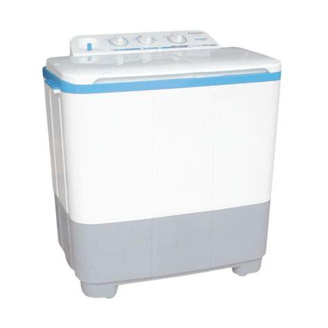 Mesin Cuci 1 Tabung 7 Kg jual panasonic naw75bc1 mesin cuci 2 tabung 7 kg