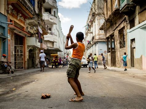 cuba national geographic cuba picture baseball photo national geographic photo of the day