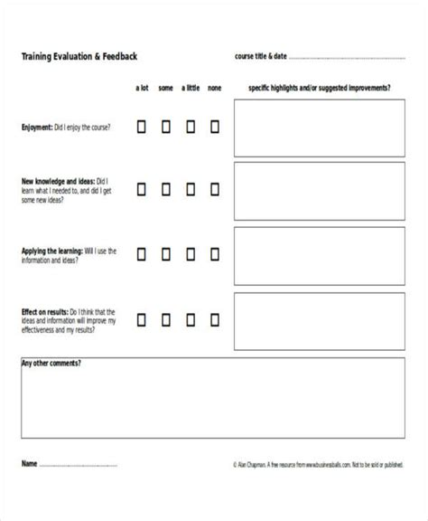 printable survey forms   ms word