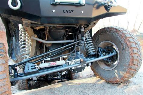 1999 Jeep Grand Suspension This Roughed Up 1999 Jeep Is Still Going Strong