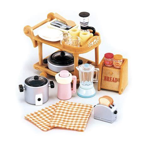 batterie cuisine enfant batterie de cuisine sylvanian jeux jouets loisirs
